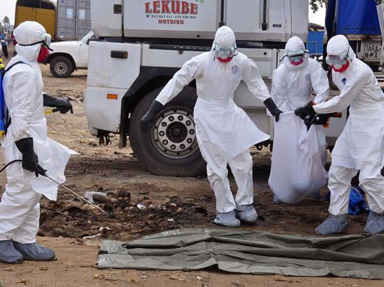 Зараженных Эболой посадят под замок