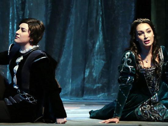 В рамках юбилейного года творческий коллектив Казахского государственного академического театра оперы и балета имени Абая не устает радовать публику новыми проектами.