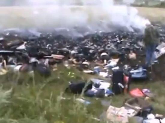 Порошенко обвинил Россию в уничтожении пассажирского Boeing: