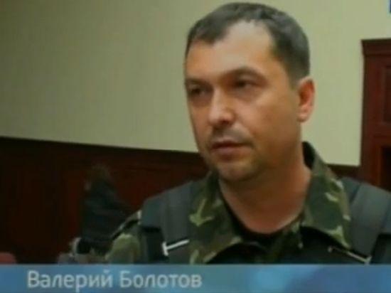 В Луганске ранен при покушении