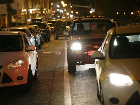 Москвичей готовят к ограничению скорости  до 40 км/час
