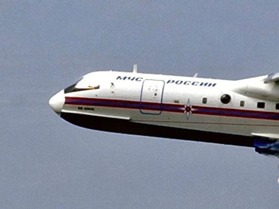 Самолет МЧС вылетел из Греции с тяжелобольным россиянином на борту