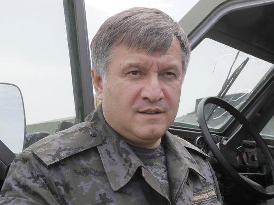 Министр внутренних дел Украины Аваков уволил 585 донецких милиционеров