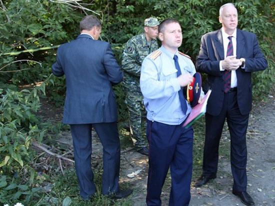 Из-за убийства трехлетней Вики Вылегжаниной глава СК РФ Бастрыкин провел экстренное совещание в Томске