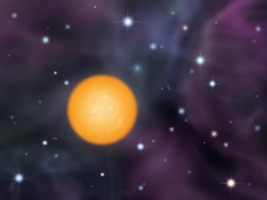Древняя звезда указала астрономам путь к ранней Вселенной
