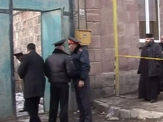 Новые подробности убийства шестерых человек в Гюмри