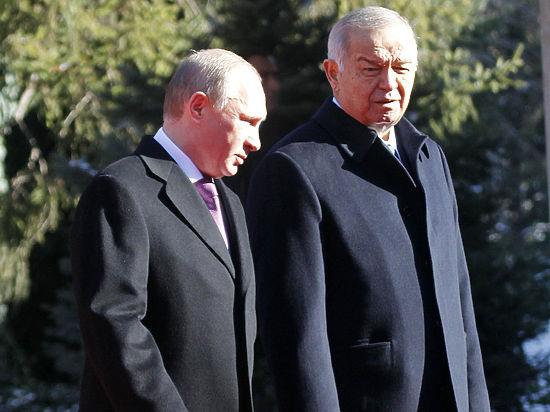 Но Ислам Каримов по-прежнему настороженно относится к Евразийскому экономическому союзу