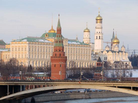 В Кремле появятся