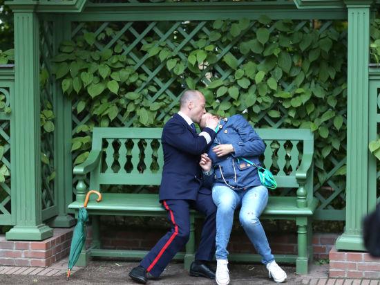 Из-за событий в Одессе съемки романтической комедии пришлось перенести в Питер