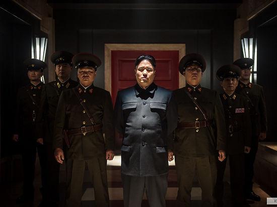 Голливуд «убил» Ким Чен Ына