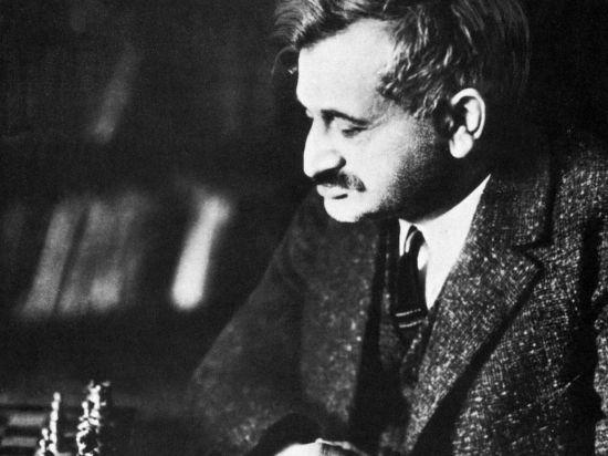 Шахматист Эмануил Ласкер шутит