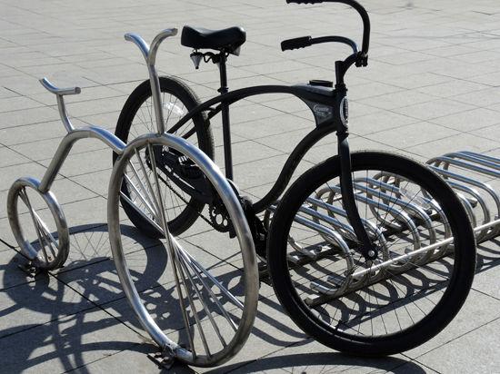 Для каждого велосипеда построят гараж
