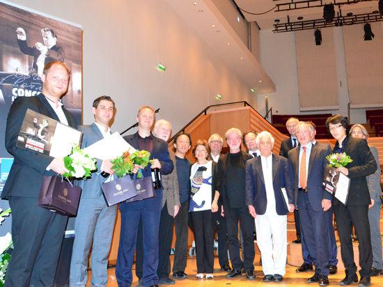 Конкурс Cветланова не нашел первой премии