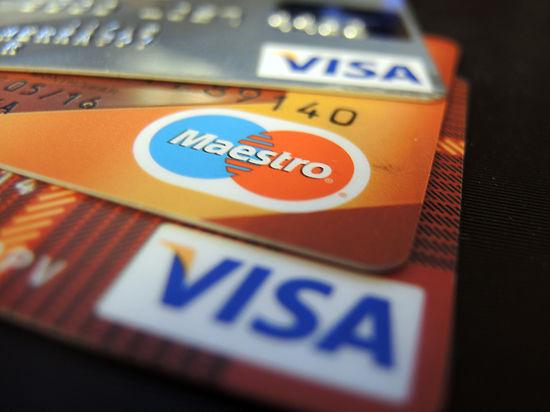 Visa и MasterCard в Крыму пока работают