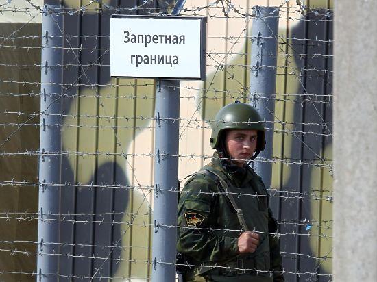 США вновь «обнаружили», что Россия стягивает войска к границе с Украиной