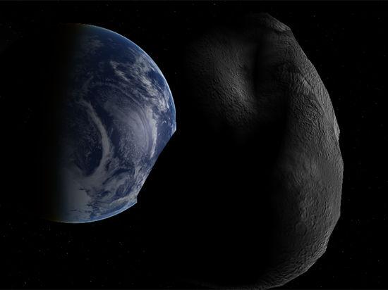 Астероид 2014 RC может угрожать спутникам