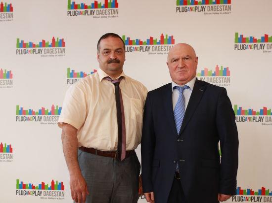 ДГТУ посетил Полпред Президента в СКФО Сергей Меликов