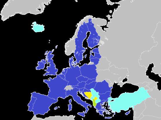 27 июня Украина, Грузия и Молдавия уйдут от России в Евросоюз