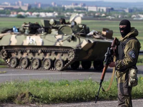 Вашингтон призывает власти Украины не применять тяжелое вооружение