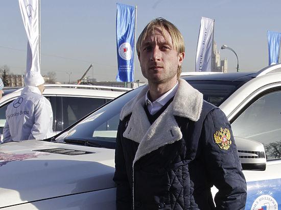 «Спортсмен года? Плющенко победил с результатом... 5 процентов!»