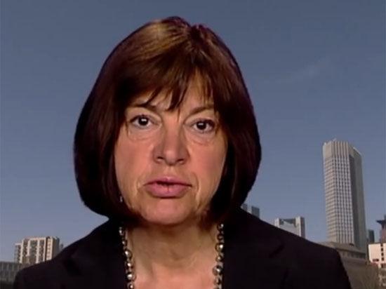 Обратно в Брюссель: депутата Европарламента Ребекку Хармс выдворили из России