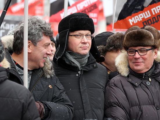 Владимир Рыжков - о версиях убийства Немцова: