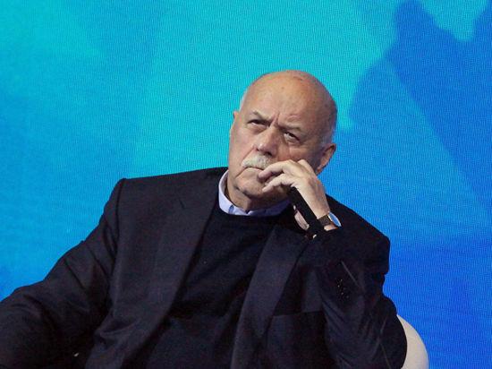Режиссер Станислав Говорухин опроверг слухи о нападении на украинскую активистку