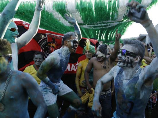 Чемпионат мира по футболу: все счастливчики плей-офф и пары 1\8 финала