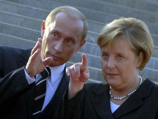 Может ли ФРГ наладить отношения России с Евросоюзом?