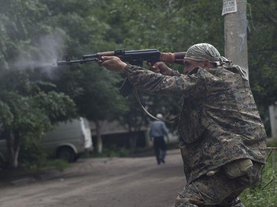 Луганские ополченцы обнародовали список «врагов народа»