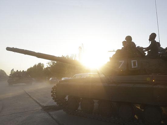 Силовики отрицают наступление на Донбассе: «Это ополченцы перекрашивают танки»