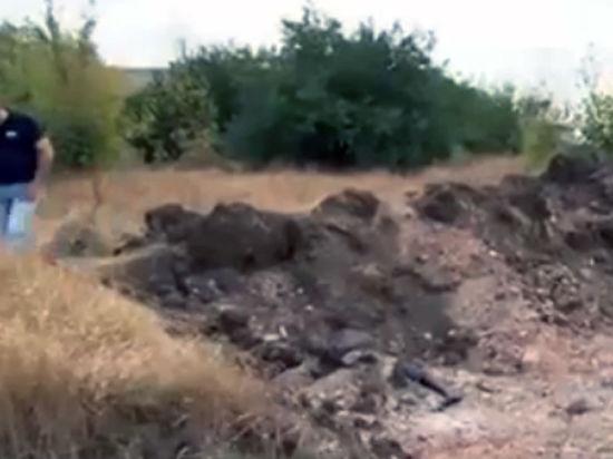 И надеются на расследования захоронения мирных жителей в Донецке