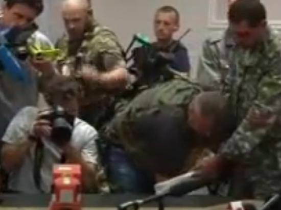 Удаленный репортаж BBC: украинские военные самолеты прикрывались гражданскими лайнерами
