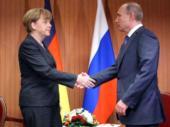 Крым в обмен на мир: Путин и Меркель составили секретный план спасения Украины?