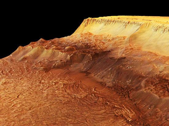 Ученые нашли на Марсе организмы, которые можно оживить в земных условиях