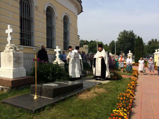 В подмосковном Чехове отметили славу отечественного оружия на высоком духовном уровне