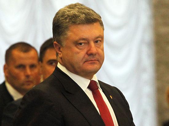 Порошенко: «Военного решения вопроса по Донбассу не существует»