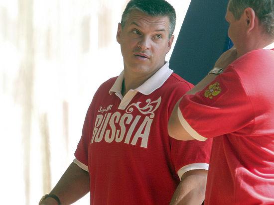 Евгений Пашутин возглавил УНИКС, но при этом остался главным тренером сборной России