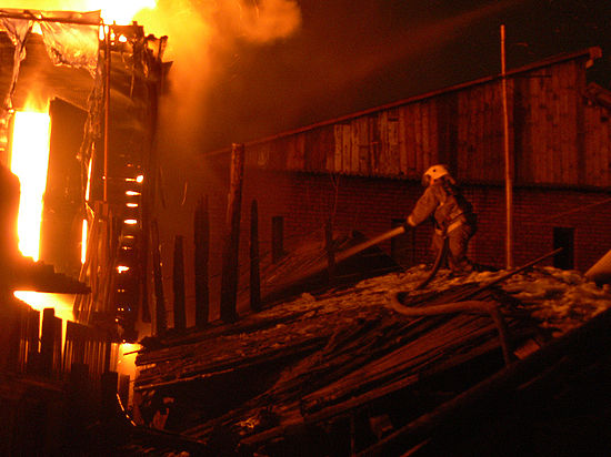 25 пожаров за неделю: участившиеся сообщения говорят о сезонном пике
