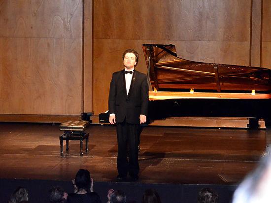 Евгений Кисин скорее откажется от жизни, чем от фортепиано