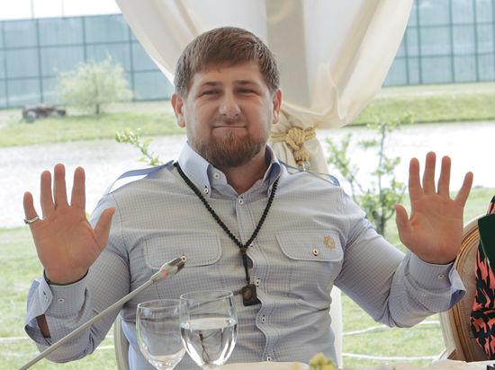 Кадыров обошел по интернет-популярности главу Крыма