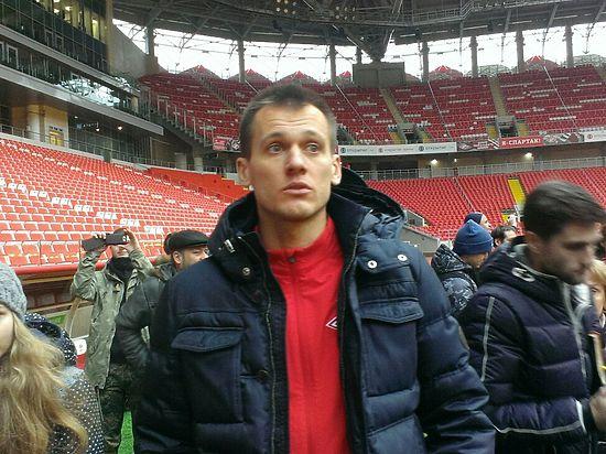 Капитан «Спартака» Ребров: «Привезти на «Открытие Арену» гимн Лиги чемпионов? Постараемся!»