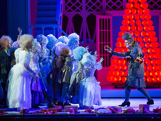 «Щелкунчик» превратился в оперу