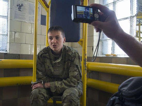 Следом за летчицей Савченко Россия может арестовать пять украинских офицеров