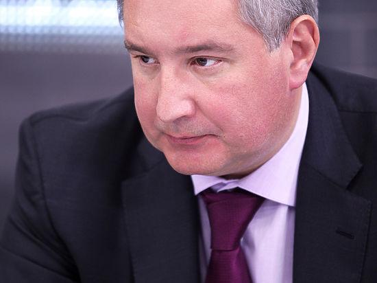 Рогозин - Полтораку: Украине надо искать угрозу в себе