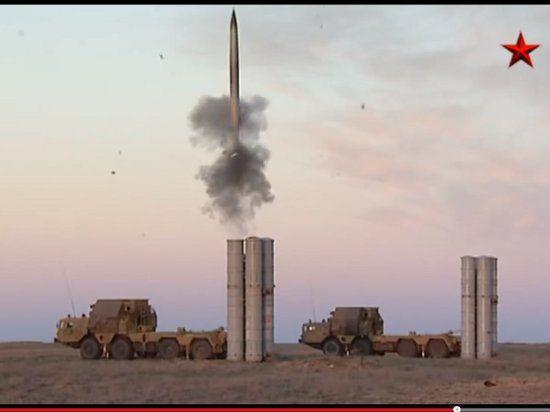Россия подарит Беларуси комплексы С-300