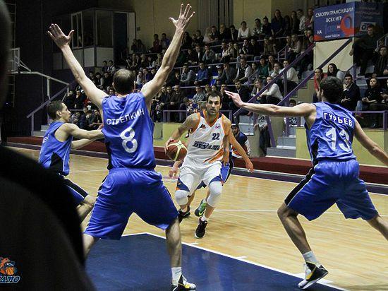 Челябинское «Динамо» не оставило «Тегасу» ни единого шанса на победу