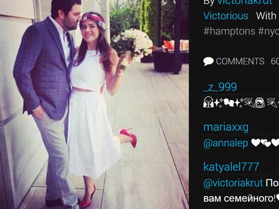 Дочь Игоря Крутого Вика больше не богатая невеста