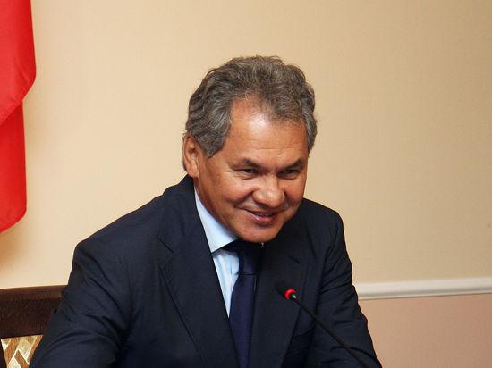 Сергей Шойгу начал строительство парка военных развлечений в Подмосковье