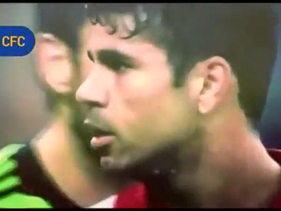 Диего Коста официально стал игроком «Челси»